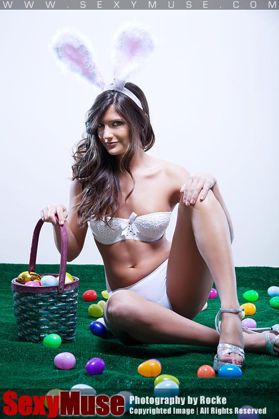 Rebecca Carter by Rocke for SexyMuse.com