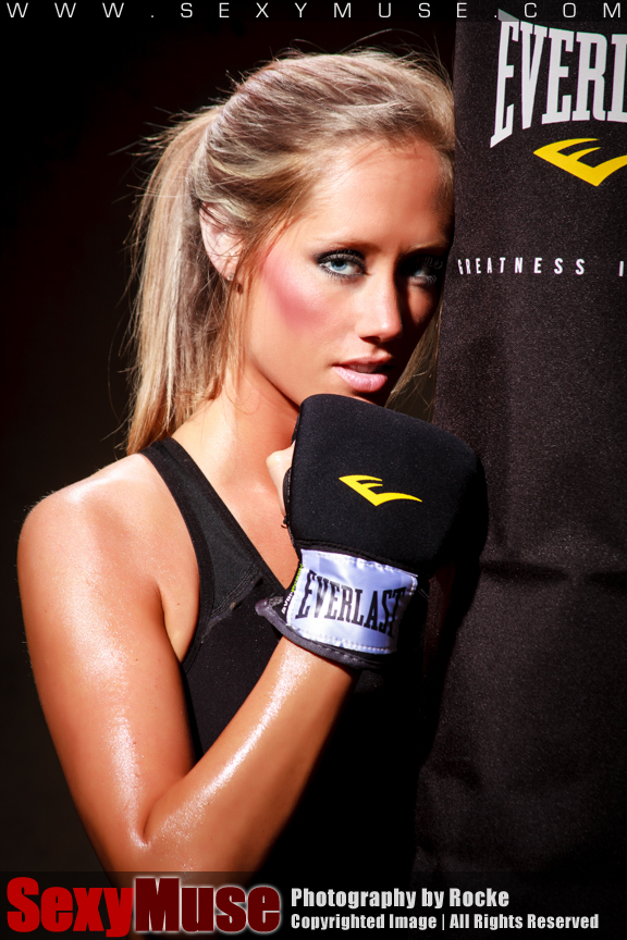 MMA Chelsey by Rocke for SexyMuse.com