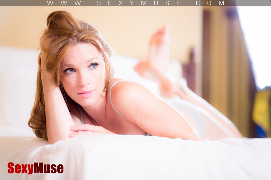 Susan Claire by Rocke for SexyMuse.com