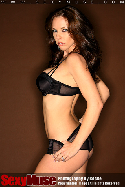 RabeccaLee by Rocke for SexyMuse.com