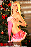 SexyMuse by rocke Amanda Christmas