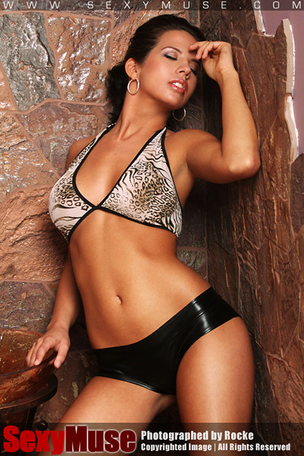 SexyMuse model Amanda King by Rocke