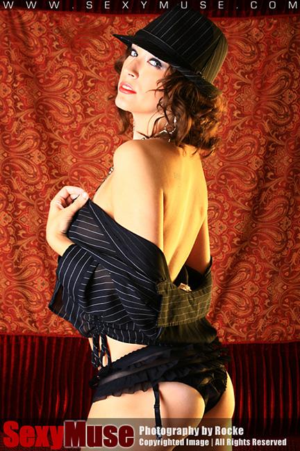 Ashley by Rocke for SexyMuse.com