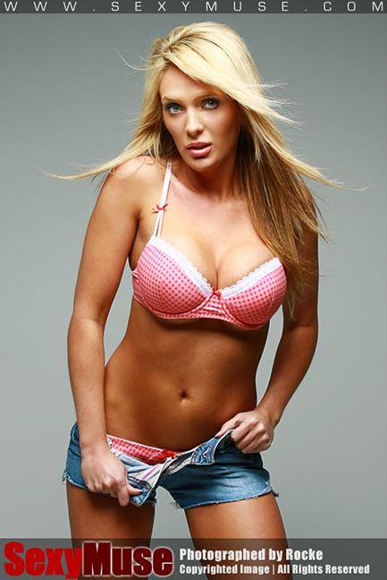 Brittney bt Rocke for SexyMuse.com