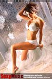 SexyMuse by Rocke Feliz Navidad 12192011 2