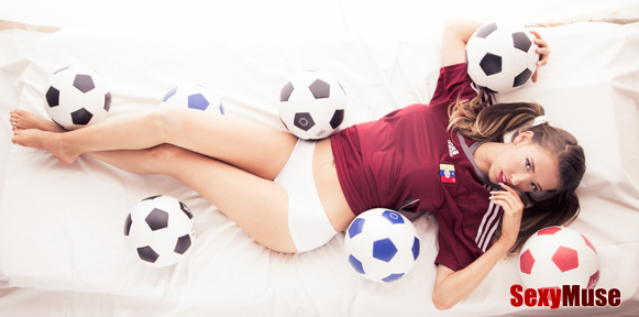 SexyMuse and La Vinotinto