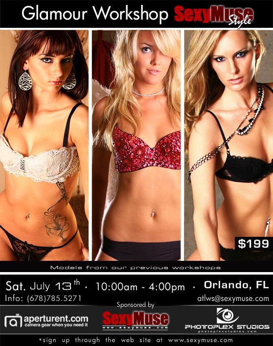 SexyMuse Workshop