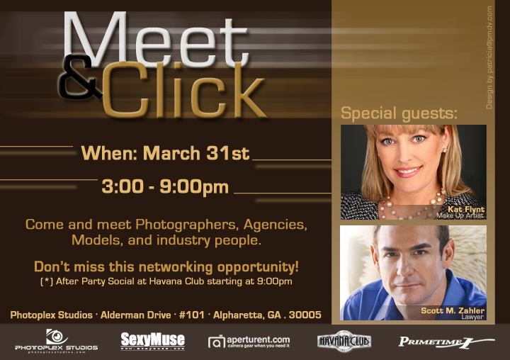 Meet & Click (Atlanta, GA)